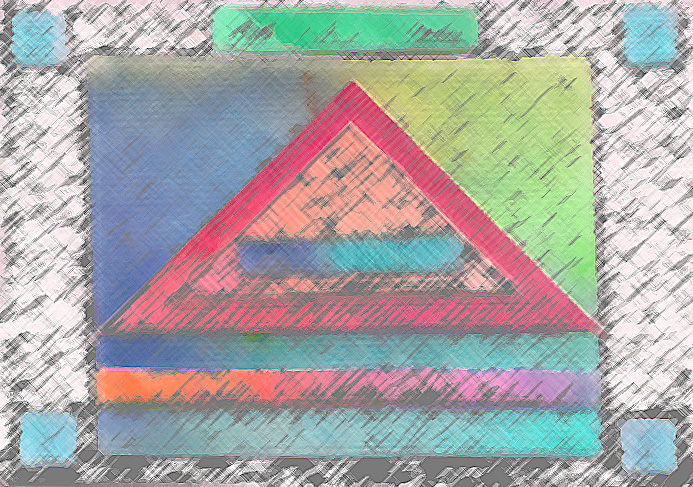 Triangle Collage